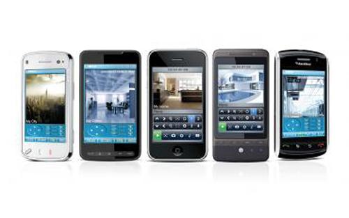 Podgląd z kamer na urządzeniach mobilnych