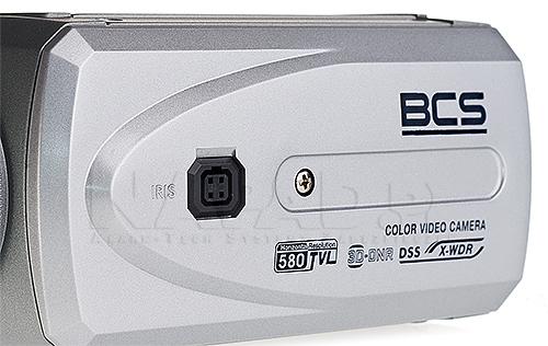 Kamera przemysłowa BCS858BX